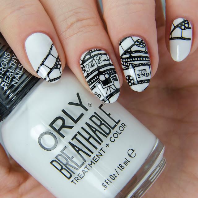 "Orly Breathable ""White Tips"""