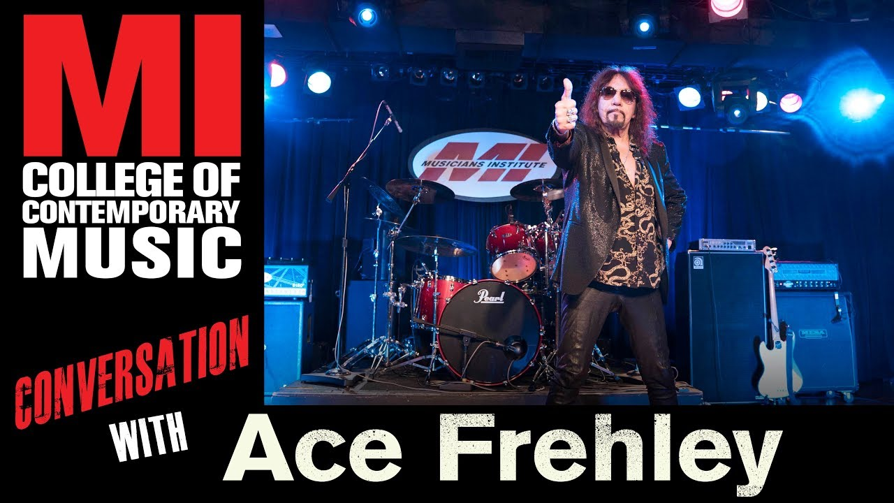VIDEO: Conversation Series With Ace Frehley