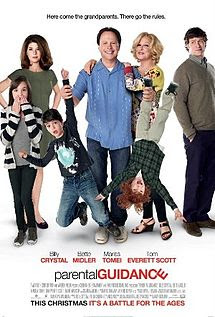 Sinopsis Film Parental Guidance (2012)