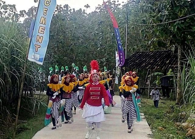 Foto Kirab Budaya Sedekah Bumi Dukuh Jabung Desa Jatiroto Kayen Pati