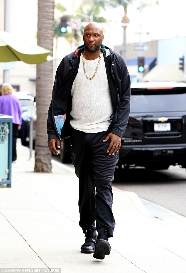 Lamar Odom To Document Road To Recovery In Reality Series_2