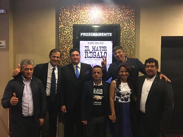 'El mayor regalo', largometraje dirigido por Juan Manuel Cotelo, una historia de perdón y reconciliación que llega a los cines de Colombia