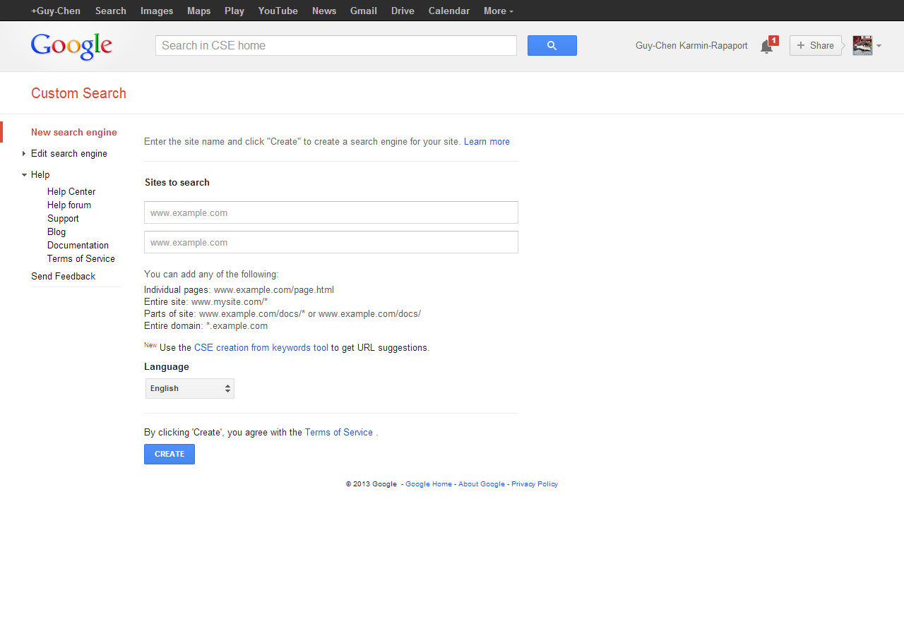 Panda Quality: Retrieve Google Search results in JSON format