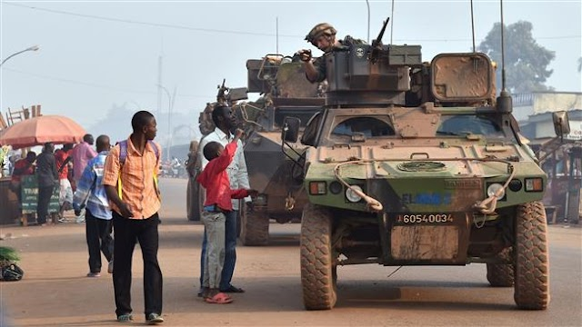 Deadly clashes in CAR as France ends military mission