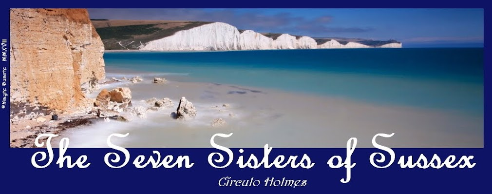 THE SEVEN SISTERS OF SUSSEX