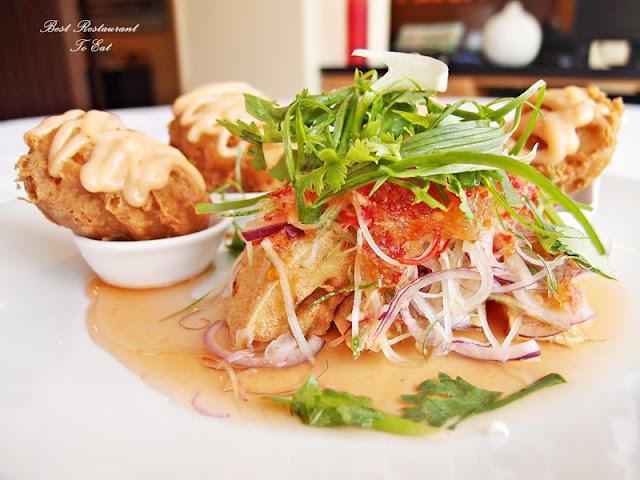 Fortuna Seafood Restaurant Kajang 2 Varieties Tau Foo