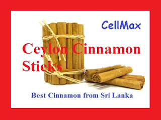 Ceylon Cinnamon Sticks CellMax Image