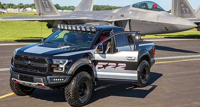 2018 Ford F 150 Raptor Specs Ford Reviewland