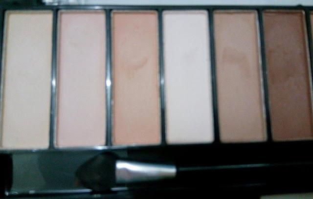paleta Mega Nude da Luisance, a queridinha do mundo da Maquiagem