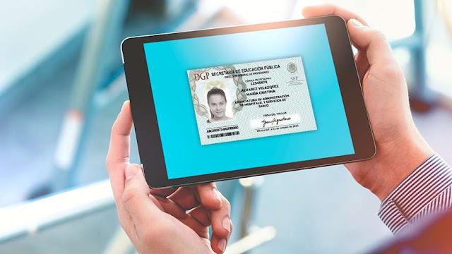 El paso a paso para tramitar la cédula profesional en línea