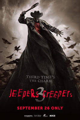 Jeepers Creepers III Poster