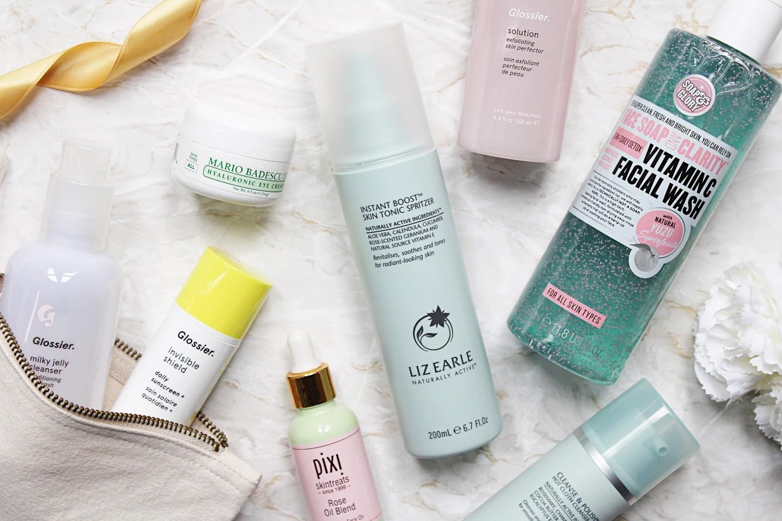 Spring Skincare Update