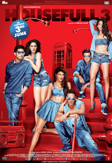 Housefull 3 (2016) Movie Reviews