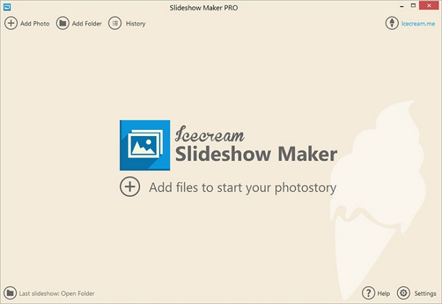 تحميل برنامج IceCream Slideshow Maker 3.17 آخر إصدار