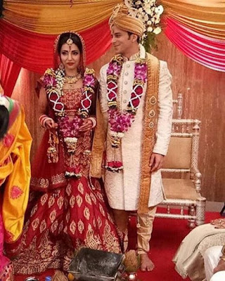Navina marriage