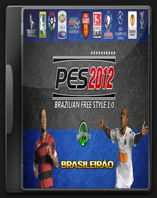Faces By Jacax: PATCH BRFPES 1.0 - PES 2012 - PC ( PREVIEW )