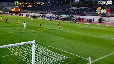 اهداف الجزائر7 - 1إثيوبيا  HD