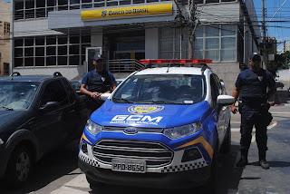 Curso de formação da Guarda Municipal de Cachoeiro de Itapemirim (ES) para voltar a atuar armada será em agosto