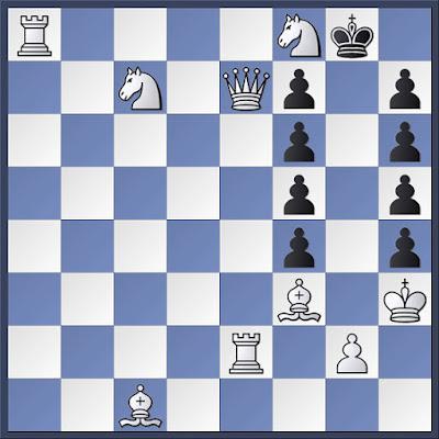 Problema condicionado de ajedrez del conde Mauricio de Sajonia