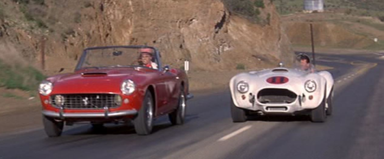 Just A Car Guy: From the movie Spinout, an Elvis movie
