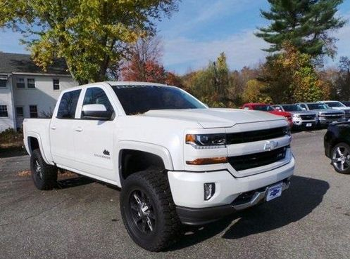 The 2017 Chevy Silverado Rocky