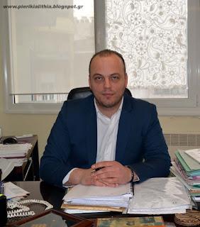Γραμματέας Τοπικής Αυτοδιοίκησης Β. Ελλάδος των ΑΝΕΛ ο Νίκος Μακρίδης