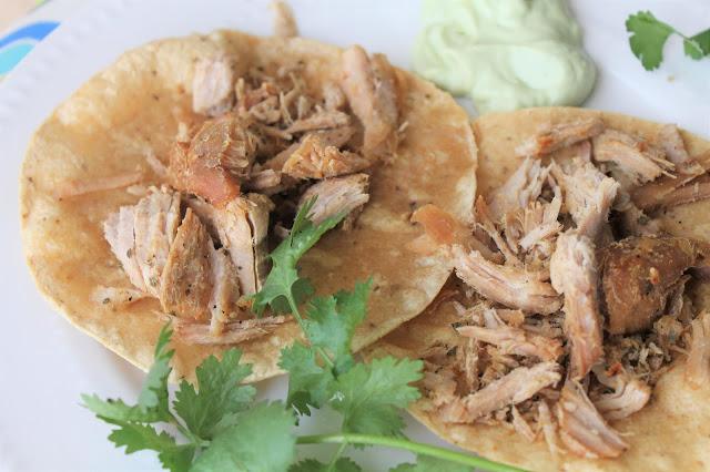 Slow Cooker Savory Pork Tacos Recipe