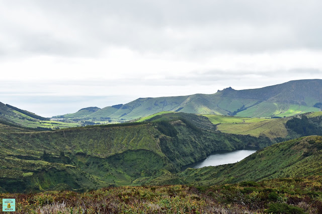 Lagoa Funda, isla de Flores (Azores)