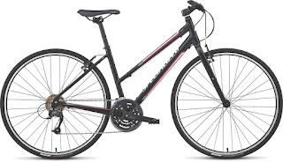 Stolen Bicycle - Specialized Vita Sports Step Through