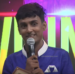 Ajmal -winner of Pathinalam Ravu Season 4