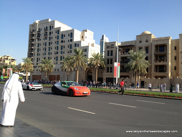 luxury cars dubai