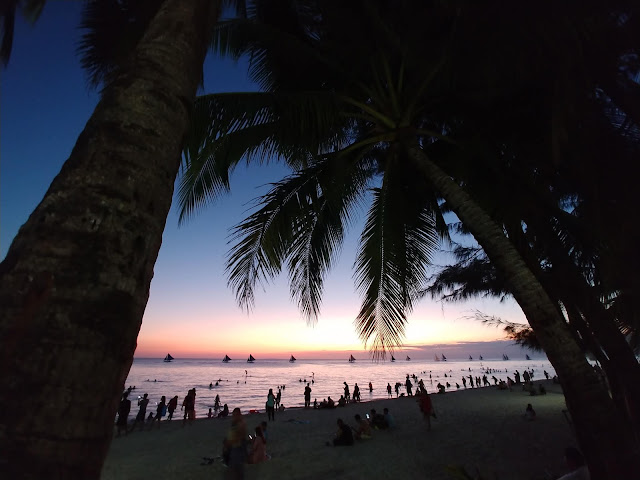Philippines - Boracay - Sunset