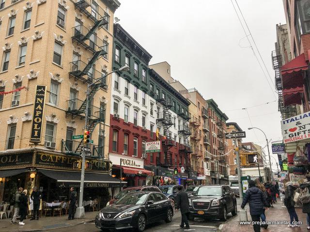 qué ver en little italy nueva york