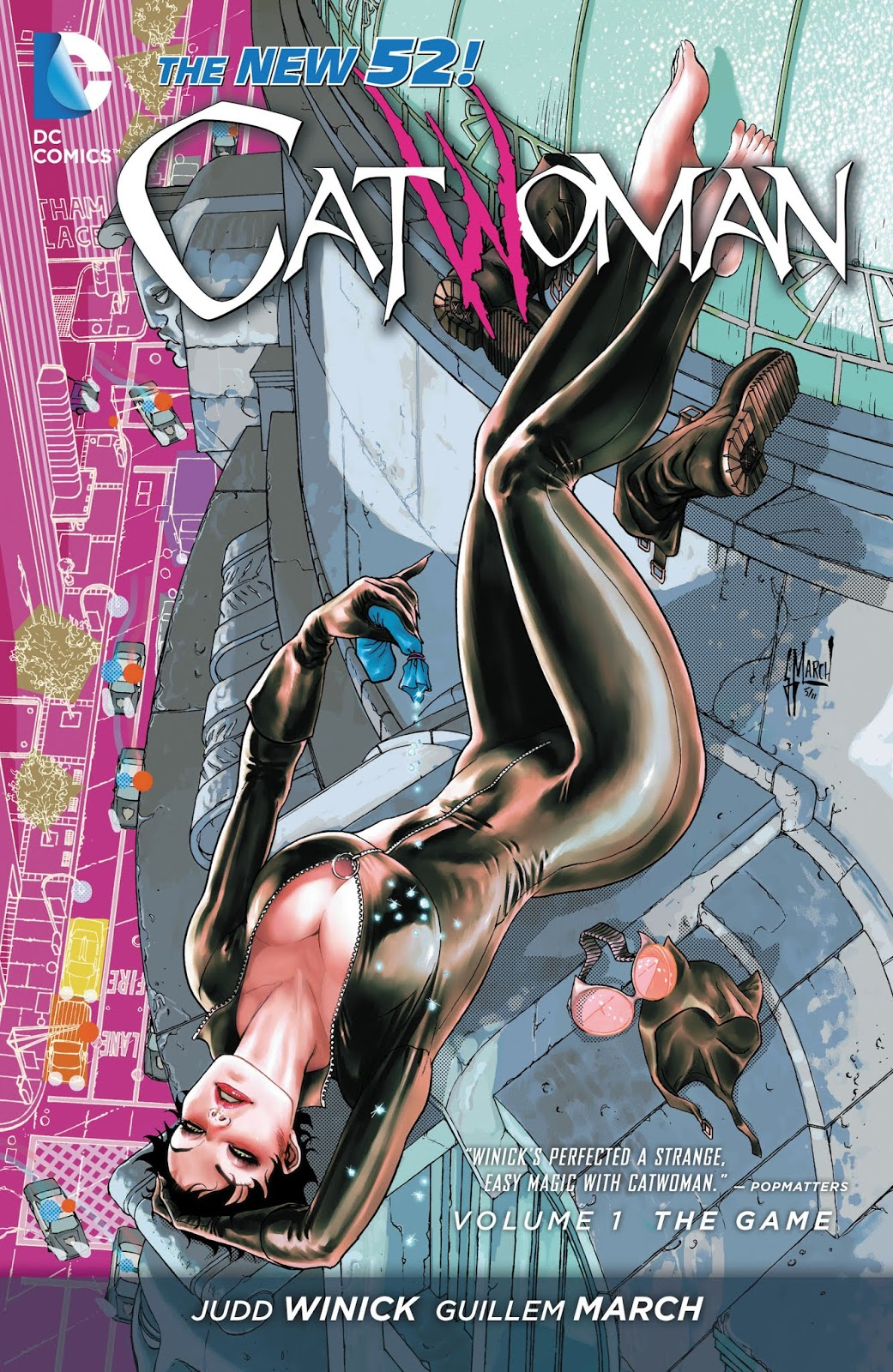Catwoman (v01-v08) (2011-2016) (digital TPB) (Son of ...