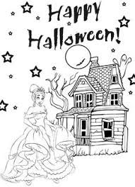 Shine Kids Crafts: Printable Halloween Coloring Pages for