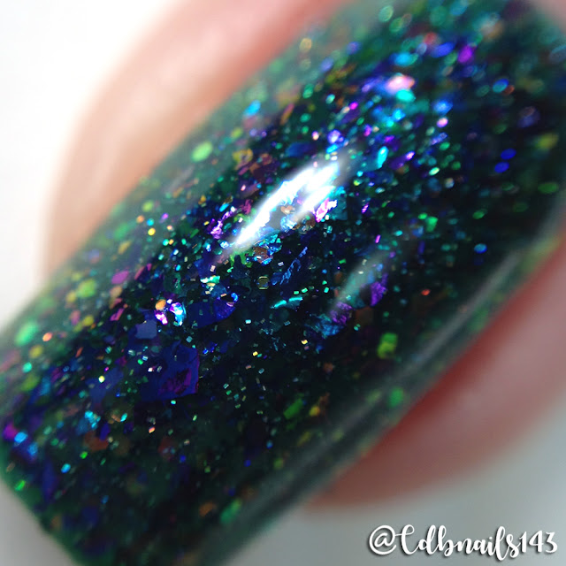 Glam Polish-In Every Generation There Is A Chosen One