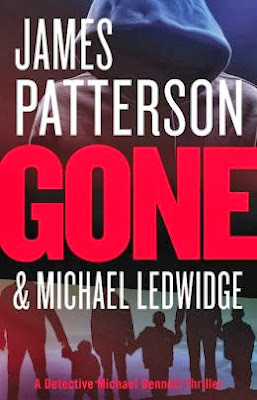 Gone by James Patterson and Michael Ledwidge – book cover