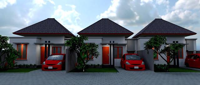Rumah Minimalis Modern Singaraja Type 36/100