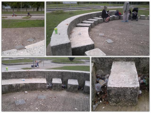 Γιάννενα: Εικόνες ντροπής στο Πάρκο Κυκλοφοριακή Αγωγής,στην παραλίμνια περιοχή