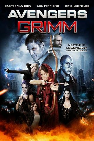 Avengers Grimm [2015] [DVDR] [NTSC] [Latino]