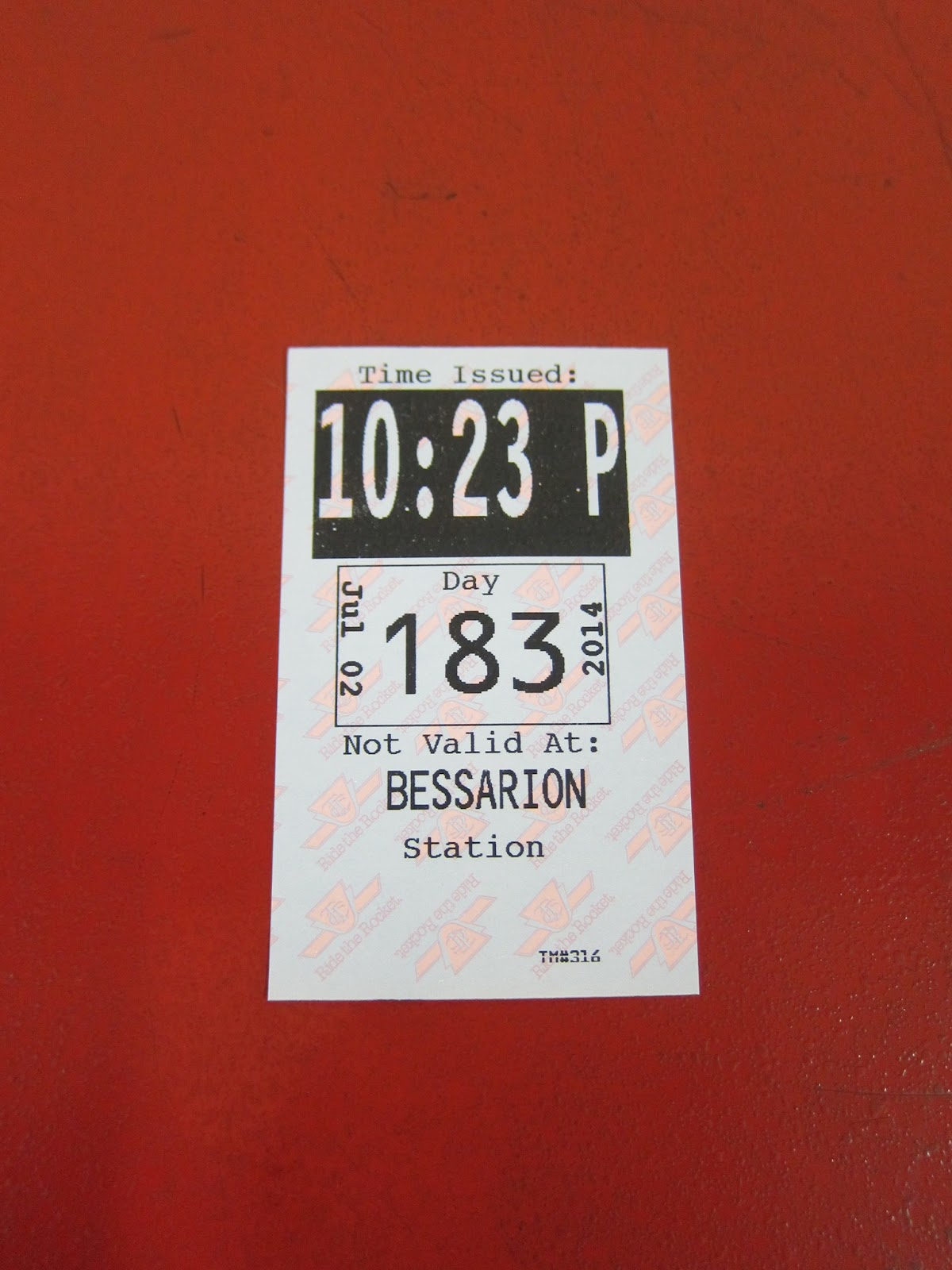 Bessarion station transfer