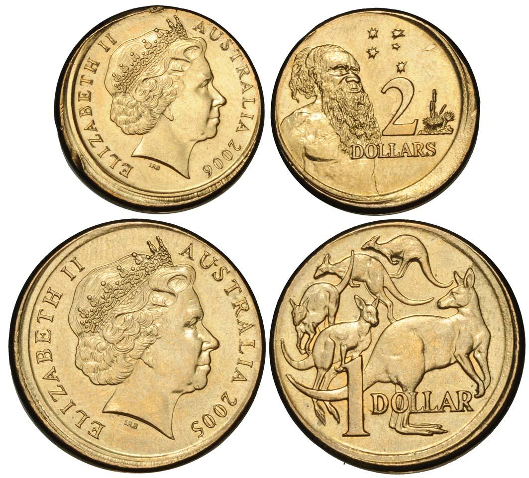 Deakin Dave: Coins in Australia