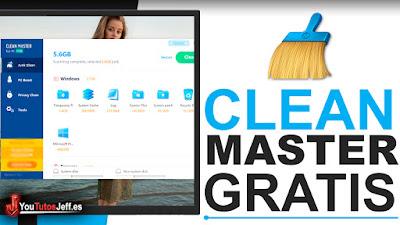 como descargar clean master brutal limpiador para pc