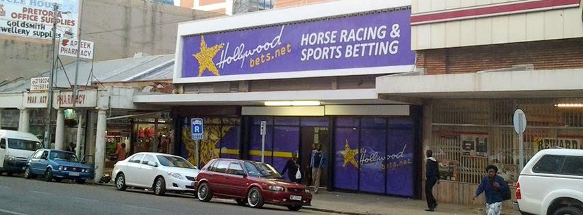 Hollywoodbets Pretoria - Gauteng - Retail Branch - Betting Shop - TAB - Tote