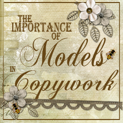 Miss Mason was wise to insist on frequent models in copywork.