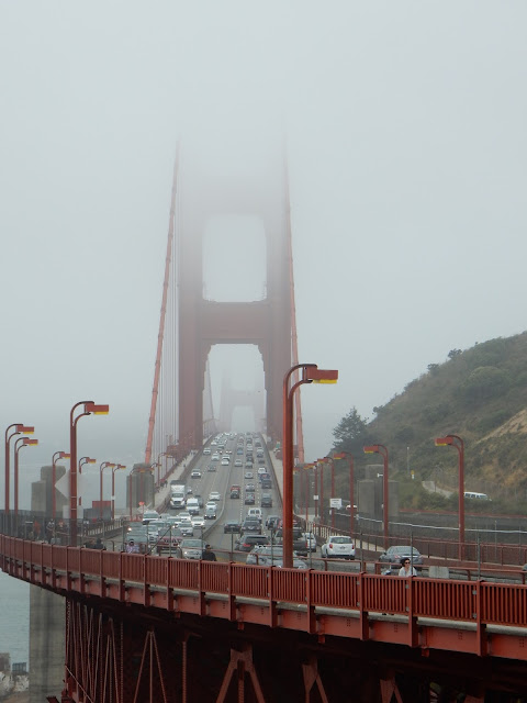 Golden Gate Bridge, San Francisco, Road trip, California, Arizona, US, Elisa N, Blog de Viajes