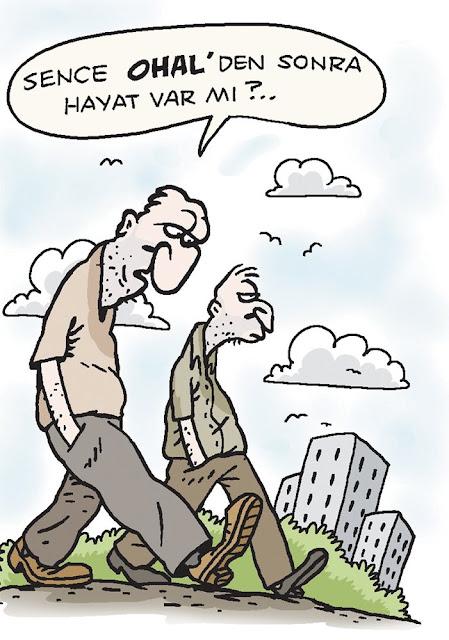 ohal karikatür