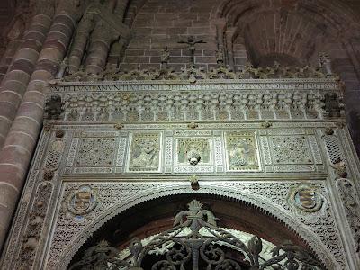Capilla lateral Catedral de Sigüenza
