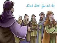 Kisah Nabi Syu'aib As. lengkap