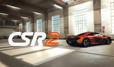 CSR Racing 2 Mod Unlimited Money/Cash APK+DATA